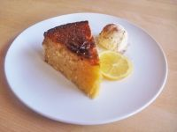 Queenslander Lemon Zing Cake