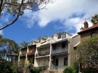 Terrace Houses in Kirribilli